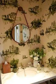 Toile Bathroom Wallpaper by 22 Best Timorous Beasties Images On Pinterest Colors Toile And