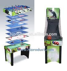3 in one pool table basketball football air hockey soccer pool billiard table multi game