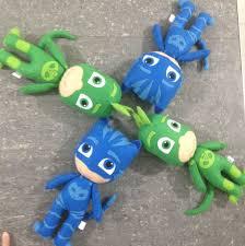 toys pj masks doll plush felt catboy gecko fieltro