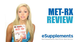 met rx meal replacement reviews esupplements com youtube