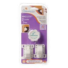 dreambaby mag lock magnetic locking system