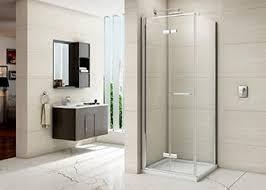 Infold Shower Door Bathroomsbydesign Shower Doors Enclosures Showers Shop