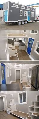 two bedroom tiny house the kate a 345 sq ft luxury tiny house with two bedrooms and a