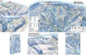Wsu Map Powder Mountain Trail Map Only In Ogden Ogden Events