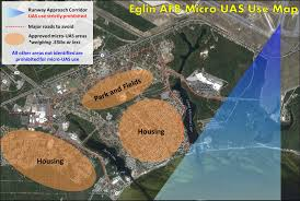 eglin afb map policies detail drone use on base eglin air base
