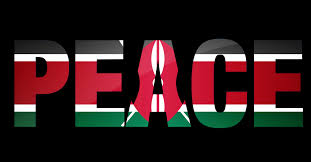 Flag Of Kenya Peace And Voting Pray For Kenya Food For The Hungry Blog Food