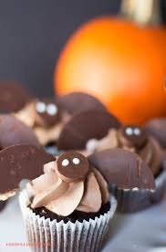 halloween bat cupcakes embellishmints