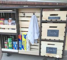How To Make An Kitchen Island 11 Easy Ways To Expand Tight Spaces Using Crates Hometalk