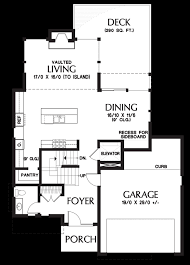 mascord house plan 23101 the ontario