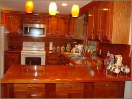 Cherry Red Kitchen Cabinets Cherry Mahogany Kitchen Cabinets Home Design Ideas