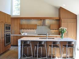 kitchen cabinets for tall ceilings walnut kitchen contemporary hood greenville atwood cabinetry sc