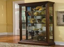 Modern Curio Cabinets Living Room Curio Cabinets Rtmmlaw Com