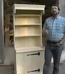 kitchen cabinets workshop kitchen cupboard woodworking plan featuring norm abram