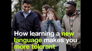 how learning a new language makes you more tolerant youtube