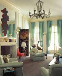 grand theme of living room classy home decor with green furniture