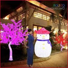 outdoor lighted snowman decorations good quality b dara net