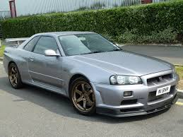 nissan skyline r34 modified harlow jap autos uk stock nissan skyline r34 gtr v spec