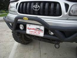 toyota tacoma front bumper guard where can i get a bumper guard like this tacoma