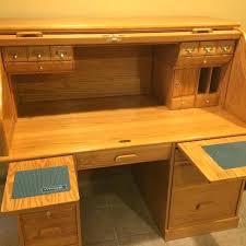 secretary desk for sale craigslist roll top computer desk doctorapp co