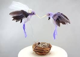 amazon com hummingbird cake topper humming bird