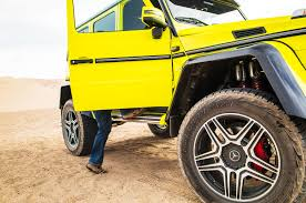 17 reasons the g500 4x4 squared is the most badass benz you might