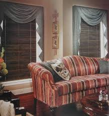 Painting Wood Blinds Framing The Blinds Window Treatment Ideas Framing The Blinds