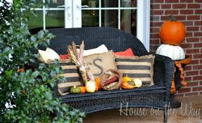 fall porch decorating ideas tauni co