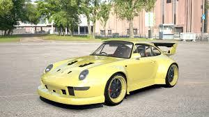rwb porsche yellow porsche 911 carrera rwb porsche car detail assetto corsa