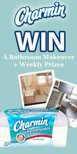 Win A Bathroom Makeover - purex freshen up your bathroom and win sweepstakes win a yr supply