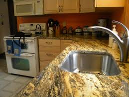 Granite Kitchen Countertops by Hurricane Granite Kitchen Countertop Installation The Stone Cobblers