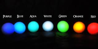 Dark Colors Names Alien Vs Predator Pendant Necklace Glow In The Dark Alien