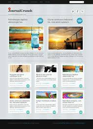 journalcrunch wordpress theme download it for free from site5