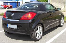 Opel Tigra Twintop Technical Details History Photos On Better