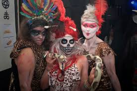 2014 the underworld halloween amsterdam spook