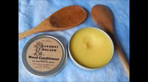 harmony hollow beeswax wood conditioner youtube