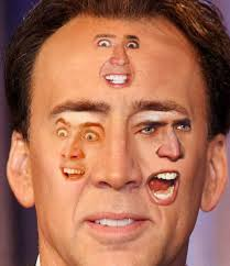 Nicolas Cage Memes - nicolas cage everywhere tumblr staring cannot be avoided
