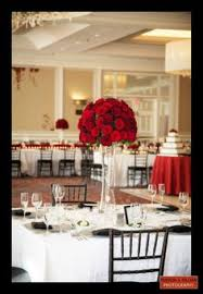 red and white table decorations for a wedding pin by the wild orchid on wedding reception flowers by the wild