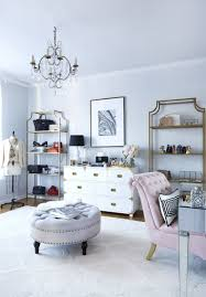 White Bedroom Gold Accents Office Envy A Soft Romantic Space Inspired By Paris Hollywood