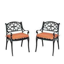 Black Metal Chairs Outdoor Metal Patio Furniture Black Outdoor Dining Chairs Patio