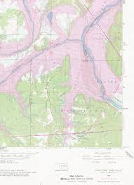 Reston Virginia Map by Keystone Ghost Town