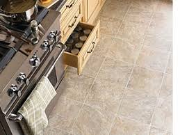 Kitchen Vinyl Flooring by Before Buying Vinyl Flooring What You Should Know