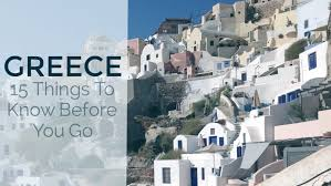 Travel Tips images Traveling to greece here are 15 greece travel tips to know jpg