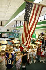 Michigans Flag Michigan May Require U S Flag In Every Classroom And Pledge Of