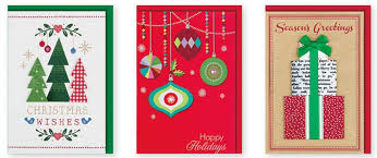 boxed cards discounted christmas boxed cards