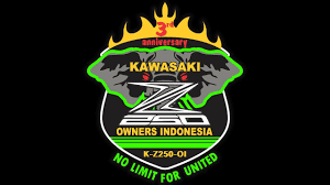 kawasaki emblem jamnas kawasaki z250 oi 2016 youtube