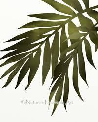 palm leaf wall art print tropical decor 8 x 10 print green palm leaf wall art print tropical decor 8 x 10 print green leaves botanical art beach house decor