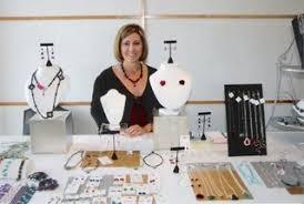 tabletop jewelry display idea jewelry journal