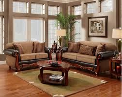 traditional decorating ideas brown floor tiles orange colored sofa