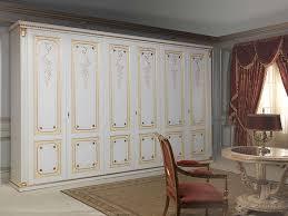 classic modular wardrobe six doors vimercati classic furniture