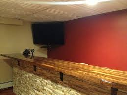 Build Your Own Basement Bar by This Guy Wanted His Own Bar In His House So He Built One Himself